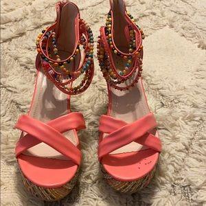 Dream Pairs Wedge Heel Sandals